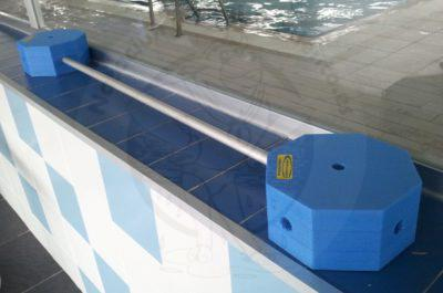 Altera natacion piscina octogono plastazote repel water